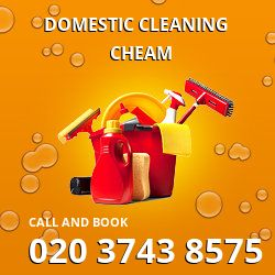 Cheam residential cleaning service SM3