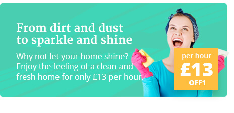 Fresh Smelling Home for as Low as £13 per Hour