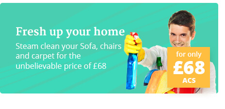 Exclusive Offers on Steam Cleaning Services