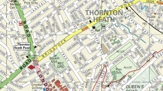 CR7 thornton heath