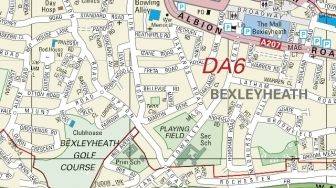 DA6 bexleyheath