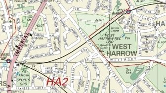 HA2 south harrow