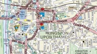 KT1 kingston upon thames