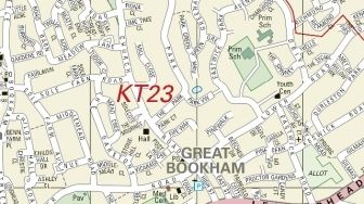 KT23 great bookham
