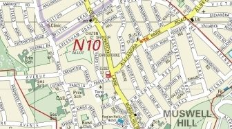 N10 muswell hill
