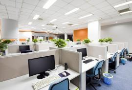 A Clean Office in Haringey with a Cleaning Company