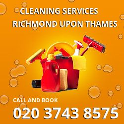 Richmond upon Thames affordable cleaning service TW9