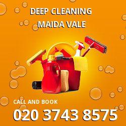 W9 carpet deep clean Maida Vale
