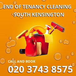 SW7 end of lease cleaning South Kensington