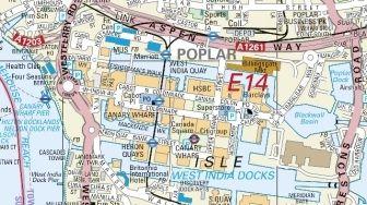 E14 docklands