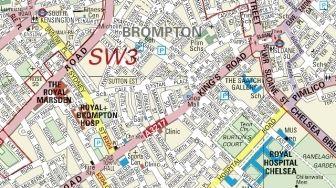 SW3 brompton