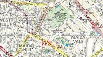 W9 maida hill