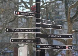 Top 5 London Squares