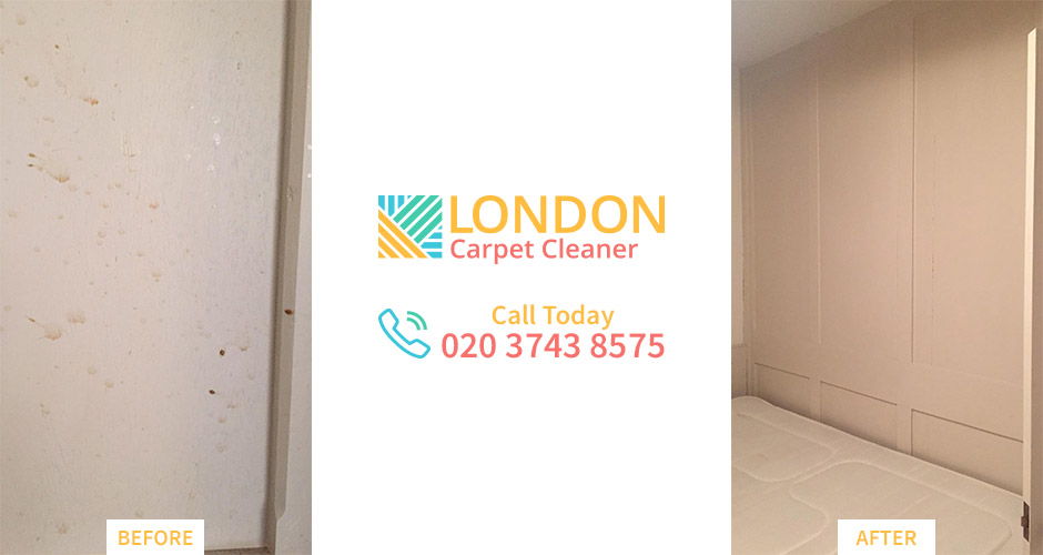 London Spring Cleaning